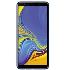 Samsung Galaxy Smartphone A7 (2018) ,  64GB, blau