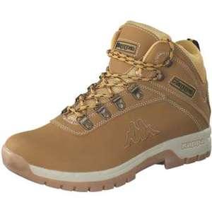 Kappa Kansas Sneaker Boot Herren gelb