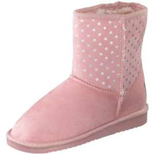 Inspired Shoes Winter Boots Mädchen rosa