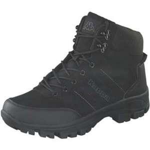 Kappa Fighter Boot Sneaker Herren schwarz