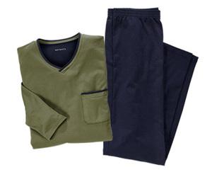 watson´s Mikrofaser-Pyjama