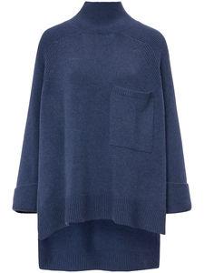 Pullover 100% Kaschmir (THE MERCER) N.Y. blau