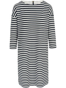 Jersey-Kleid 3/4-Arm Bogner mehrfarbig