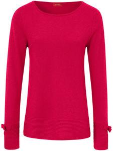 Pullover aus reinem Kaschmir Laura Biagiotti Donna pink