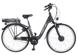FISCHER Alu-Elektro-Citybike E-Bike ECU 1800-S1 26er