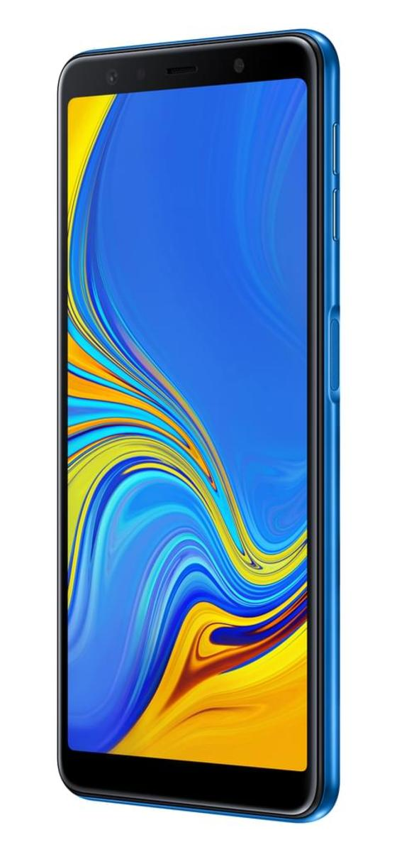 Bild 3 von Samsung Galaxy A7 (2018) 64GB, blue