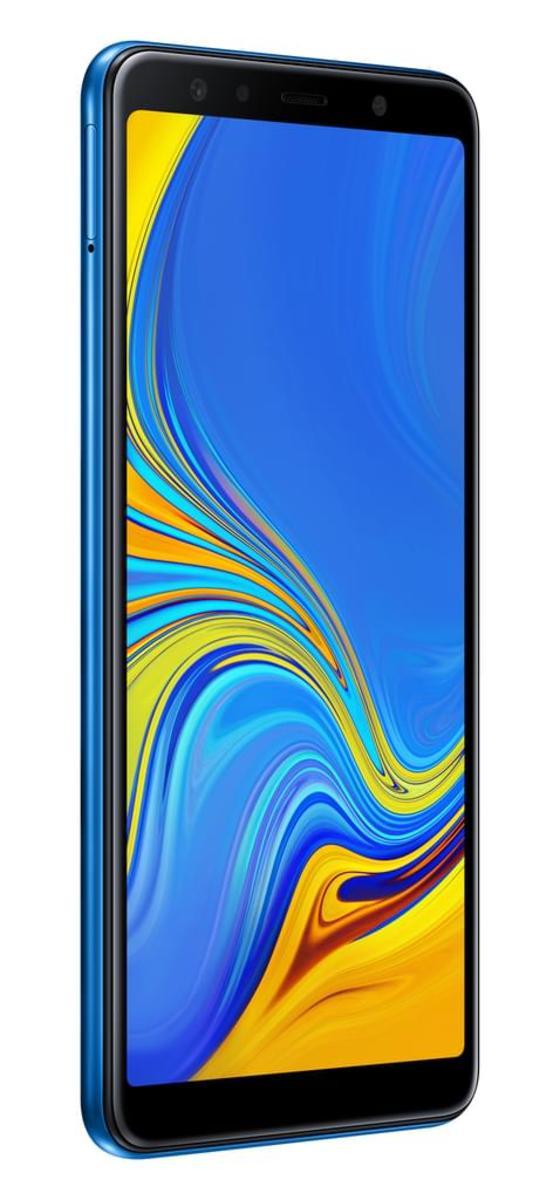 Bild 4 von Samsung Galaxy A7 (2018) 64GB, blue