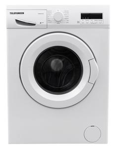 Telefunken TFW9441FC4 Waschmaschine Frontlader, 7kg, A+++, 1400 U/min, Aquastop, extra große Tür