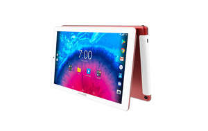 Tablet PC 25,5cm (10,1 Zoll), Quad Core Prozessor (4 x bis zu 1,3 GHz), 8 Gigabyte Speicher,  Core 101 3G,5003701