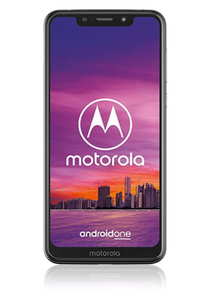 Motorola Moto ONE XT1941-4 64GB, White, PAD40000DE