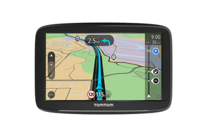 TOMTOM Start 62 EU-Navigationssystem 15,24 cm (6