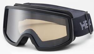 HEAD Skibrille ICON PRO mit hochwertigem UV-Schutz, Farbe Schwarz, 394758