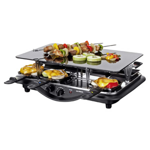 Alaska RG 1211 G Raclette-Grill-Kombigerät, Thermostat