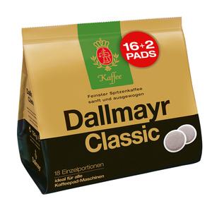 Dallmayr Classic | 16+2 Kaffeepads