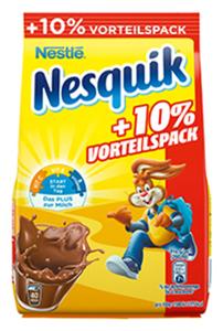 Nestlé Nesquik Vorteilspack +10% gratis | 500+50g