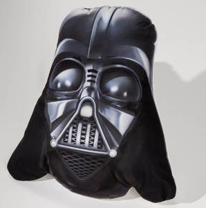 Star Wars LED Leuchtkissen Des. Darth Vader