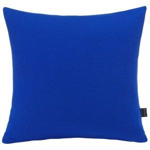Kissenbezug. 40 x 40 cm,  Dkl  Blau 40x40