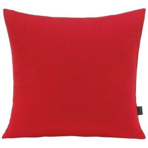 Kissenbezug  80 x 80 cm,  Rot 80x80