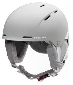 HEAD Skihelm Tiara, ASB-Hartschale, Farbe Grau, Größe XL/XXL, 324758