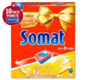 SOMAT All in 1 Tabs