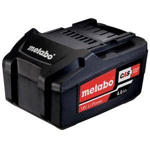 Metabo Akkupack 18 V, 4,0 Ah, Li-Power