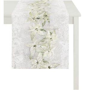 Apelt Tischläufer, 40x140 cm, »2600 Christmas Elegance, Digitaldruck«