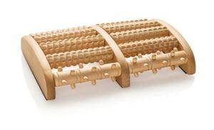 Fußroller aus Holz
