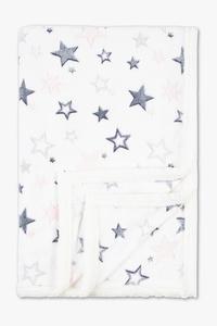 Weihnachtsdecke - 130 x 170 cm