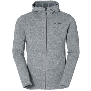 Vaude            Men's Rienza Hooded Jacket grey/melange XXL