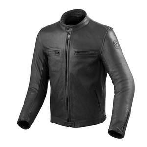 REV'IT!            Gibson Lederjacke schwarz