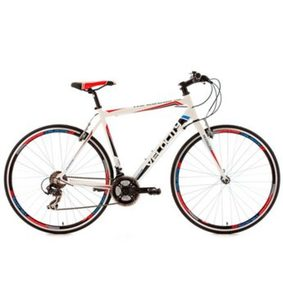 KS Cycling Fitnessbike »Velocity«, 21 Gang Shimano Tourney Schaltwerk, Kettenschaltung