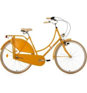 KS Cycling Hollandrad »Tussaud«, 3 Gang Shimano Nexus Schaltwerk, Nabenschaltung