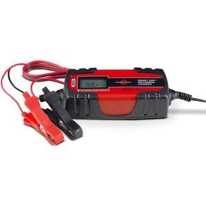 TOP CRAFT MD 15442 KFZ-Batterieladegerät, LC-Display, Überhitzungs- und Überlastschutz, automatische Abschaltung