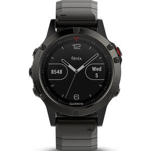 Garmin Smartwatch Fenix 5 Saphir Slate 40-30-6596