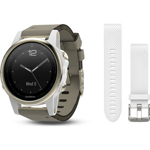Garmin Smartwatch Fenix 5S Saphir 40-30-6593