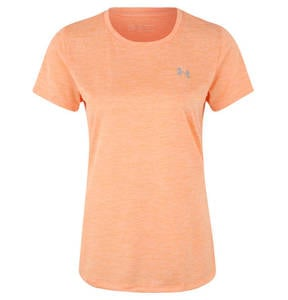 UNDER ARMOUR             T-Shirt, schnelltrocknend, kühlend, Reflektor, für Damen