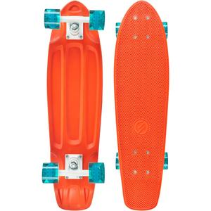 Cruiser Skateboard Big Yamba rot/blau
