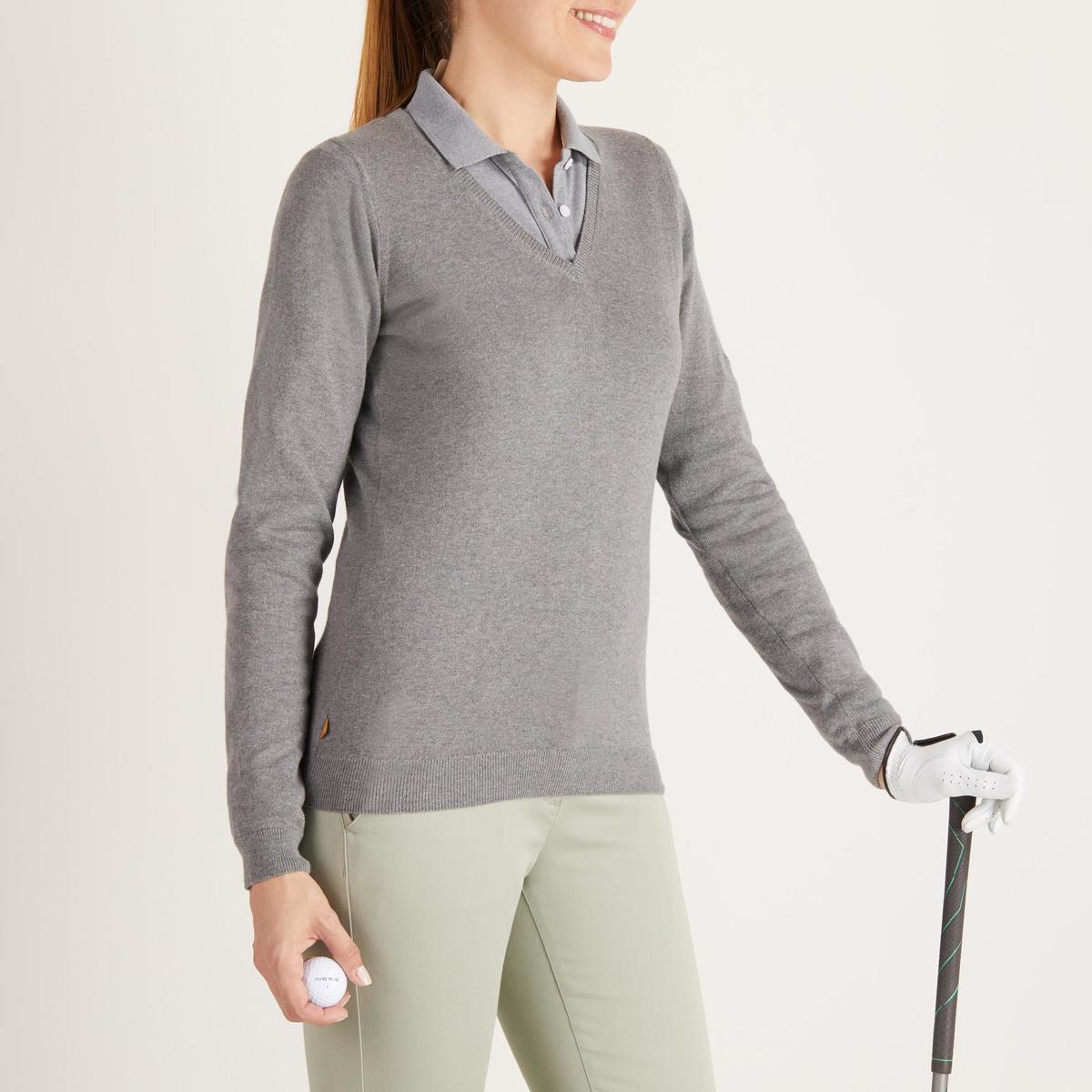 Bild 2 von Golf Pullover Damen grau