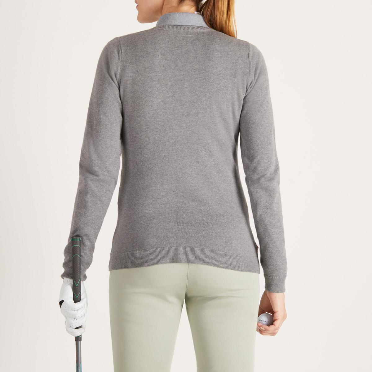 Bild 3 von Golf Pullover Damen grau