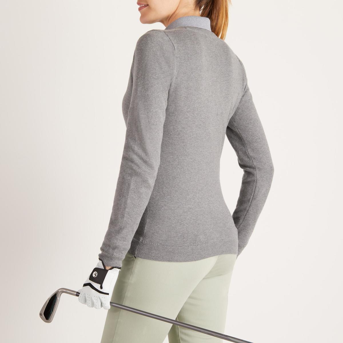 Bild 4 von Golf Pullover Damen grau