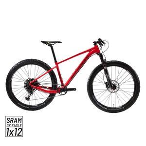 Mountainbike XC 500 27,5 Plus 12 Gänge rot