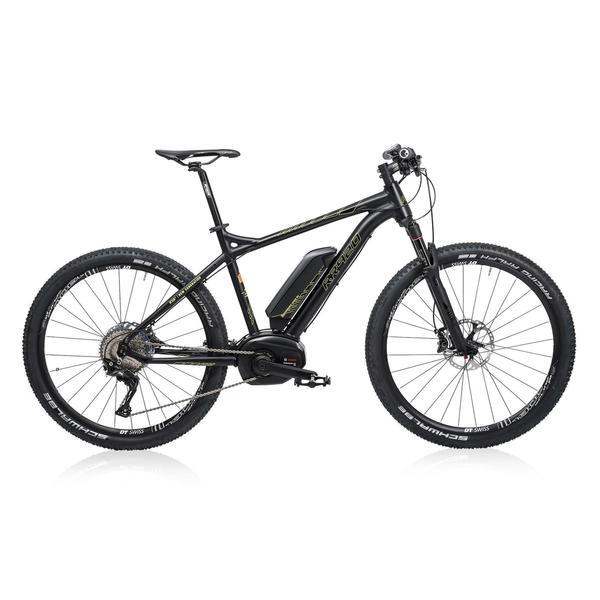 E-MTB RR920 Performance CX 2018 500WH Alu schwarz/gelb