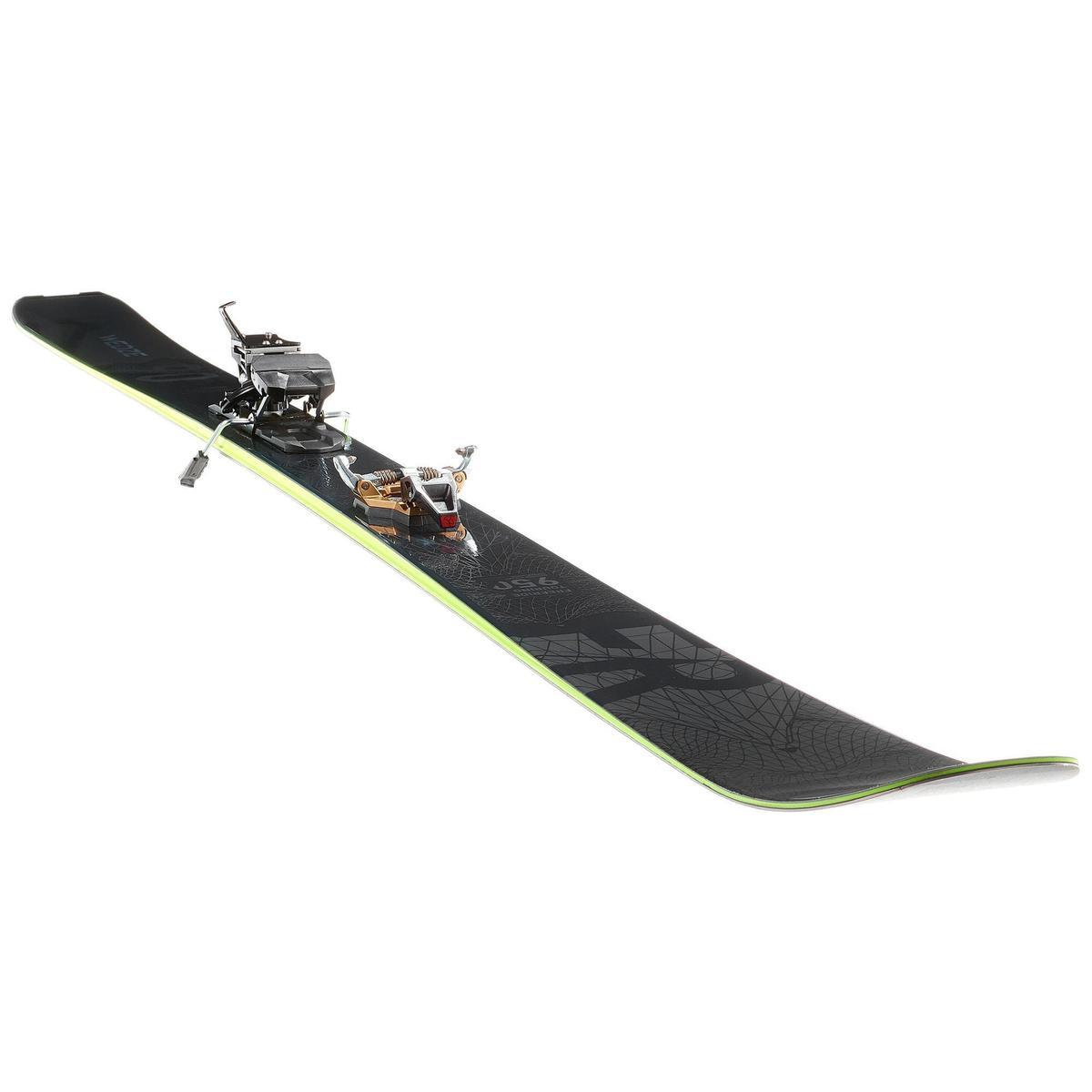 Bild 4 von Ski Freeride FR 950 schwarz