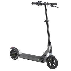 Elektro-Scooter Revolt R Erwachsene dunkelgrau