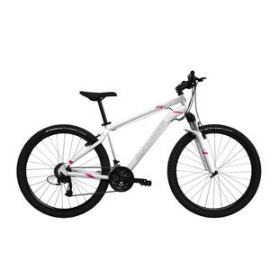Mountainbike Rockrider 100 Damen 27,5 weiß