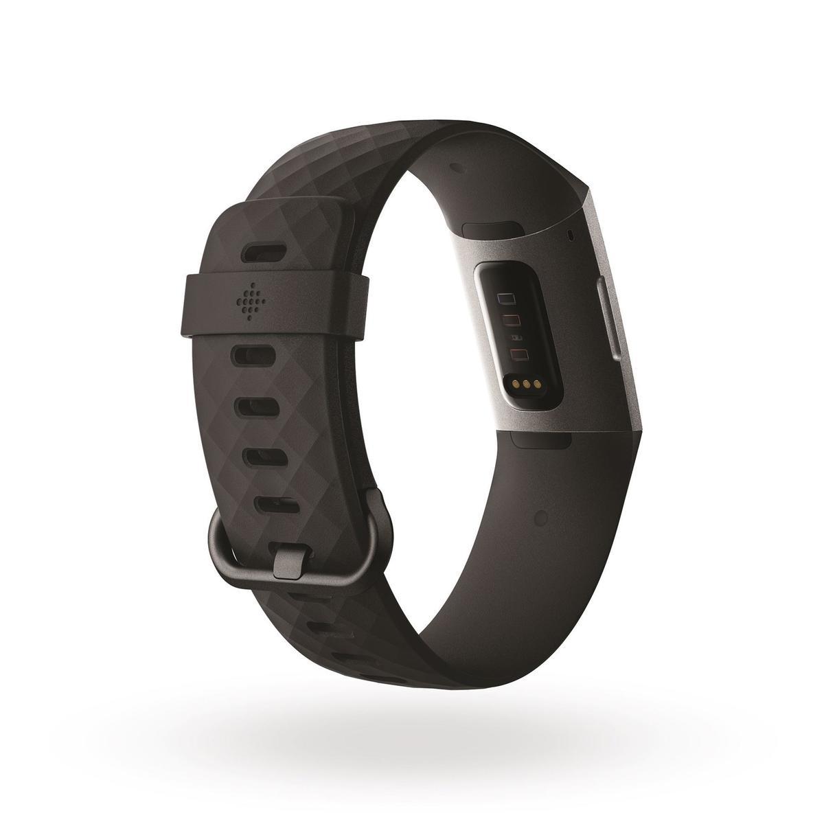 Bild 2 von Fitnessarmband Fitbit Charge 3 schwarz