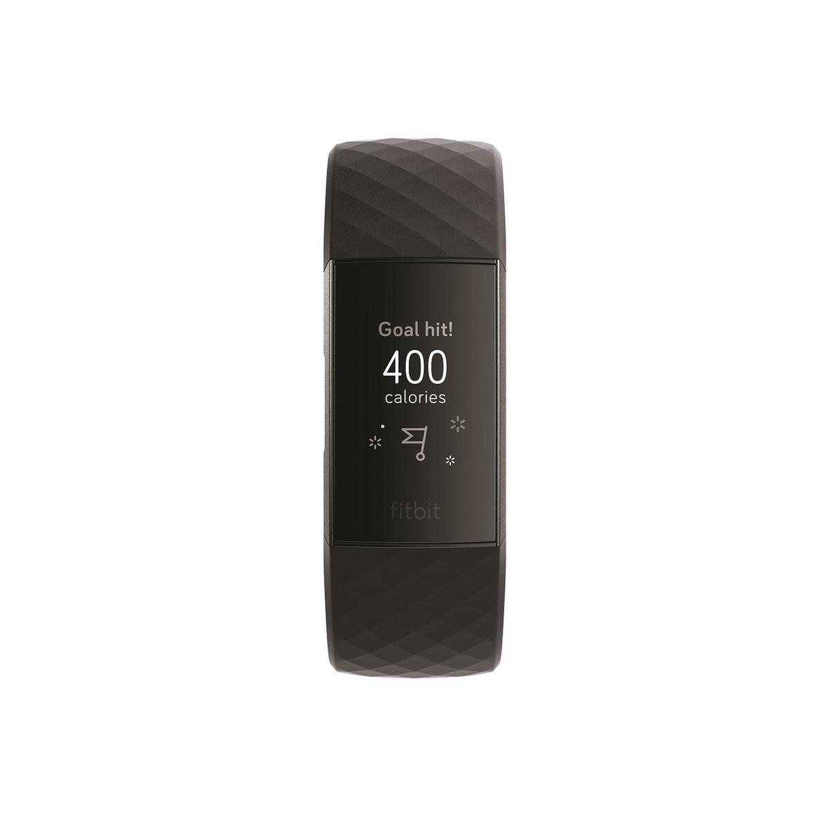 Bild 5 von Fitnessarmband Fitbit Charge 3 schwarz