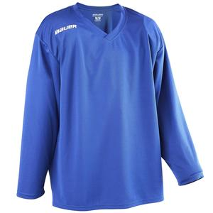 Eishockey-Trikot B 200 Erwachsene blau