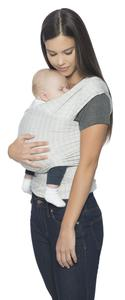 ergobaby Tragetuch Grey Stripes