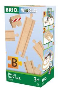 BRIO World Schienen Starter Pack B
